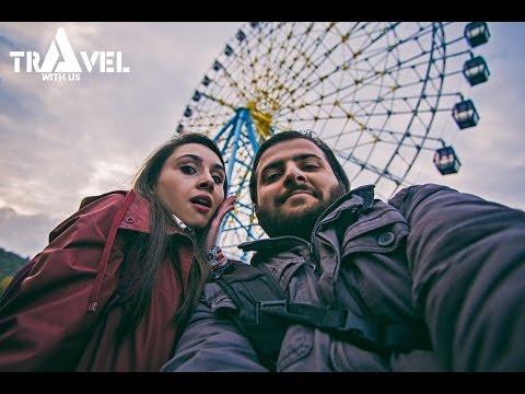 Tbilisi City Walking Tour - TRAVEL Blog Georgia | Прогулка по городу Тбилиси - Грузинский vlog ©