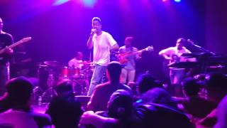 """Oddisee Live """" Belong To The World"""""""