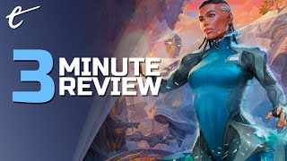 Gamedec | Review in 3 Minutes (Video Game Video Review)