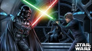 Why Luke TERRIFIED Vader In Their Final Duel - Star Wars Explained