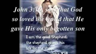 John 3:16 (with lyrics)