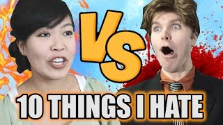 10 THINGS I HATE ABOUT WHITE PEOPLE