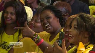 Churchill Show S7E35 [Yellow Edition]