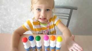 Краски в тюбиках ОБЗОР !!! Будем рисовать и прикалываться!