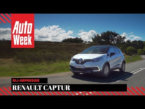 Renault Captur (2017) - AutoWeek Review - English subtitles
