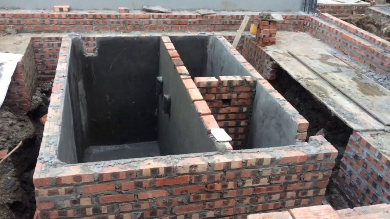 TIÊU CHUẨN XÂY BỂ TỰ HOẠI – NATURAL STANDARD CONSTRUCTION