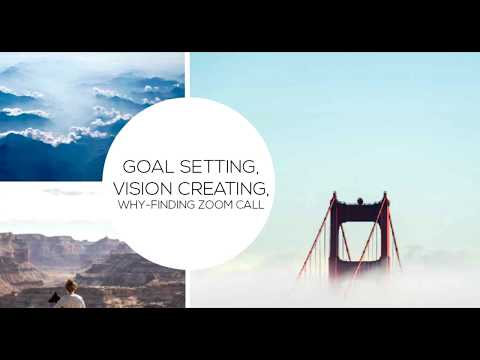 Goal Setting | Vision Creating | Why Finding