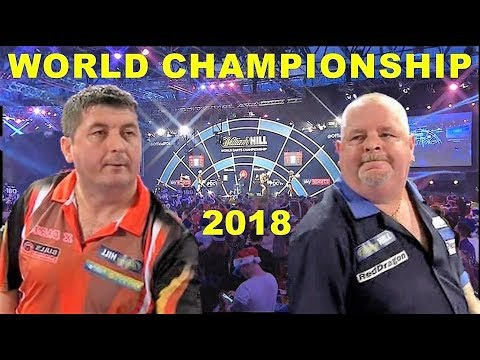 Suljović v Thornton (R2) 2018 World Championship Darts