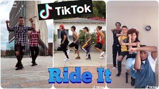 Ride It - Dj Regard. Tik Tok Top Dance Compilation
