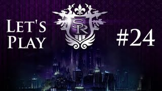#24 Let's Play Saints Row: The Third [HD|DE|BLIND] - Der Kardinal und die Nu..Nonne!