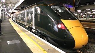 "BRAND NEW! GWR Class 800 - Hitachi Intercity ""Super Express"" | Onboard Newport to London!"