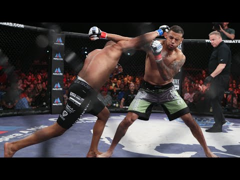 Daniel Rodriguez vs Joel Champion (English) Full Fight | MMA | Combate 13