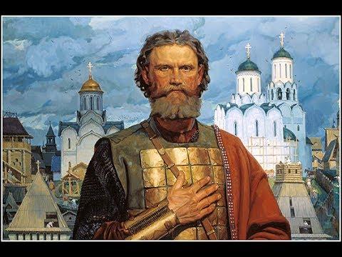 Великий князь Владимирский Дмитрий Донской. Sic!