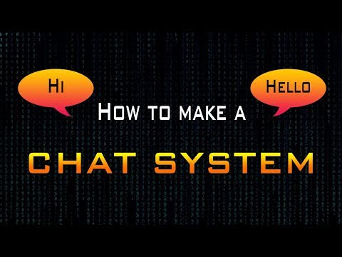 How To Make A Chat System In PHP Mysql PDO Html And CSS