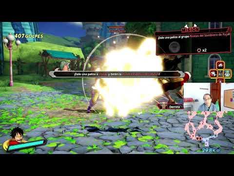 One Piece: Pirate Warriors 4 Ps4 Pro Ep 2 Diario De Tesoros