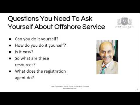 Offshore Service | 5 Questions You Need To Ask
