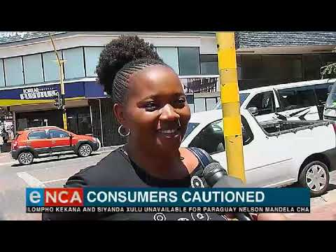 Debt counsellors are warning against lavish spending on Black Friday