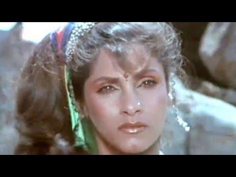 Pyar Ke Dushman - Dimple Kapadia, Chunky Pandey, Lata Mangeshkar, Gunahoon Ka Faisla Dance Song