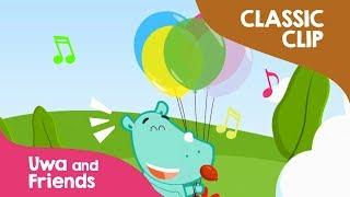 balonku ada lima lagu anak uwa and friends