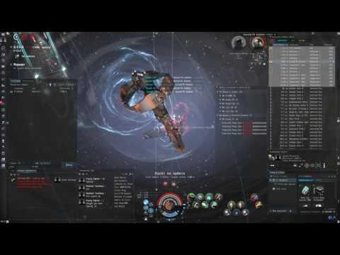 EvE Online: Stratios Vs World (Myrmidon, Manticore, Sin)