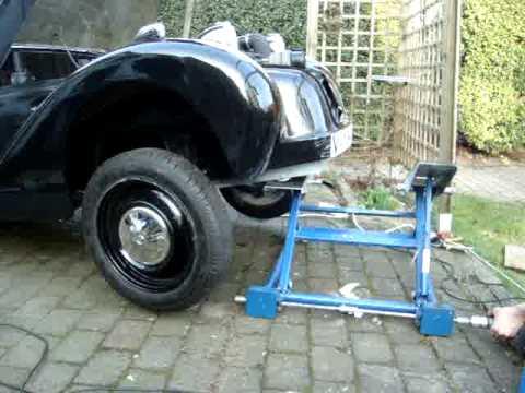 Burton kit car: minibrug