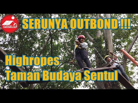travelvlog-:-serunya-outbound-di-highropes-taman-budaya-sentul
