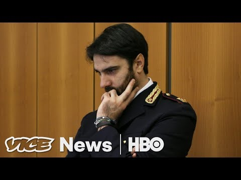 Busting Italian Robberies & Faith-Based Fillmaking: VICE News Tonight Full Episode (HBO)