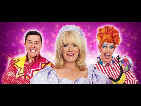 Review Panto 2017 Nottingham Theatre Royal BEAUTY & THE BEAST - Sherrie Hewson / Ben Richards