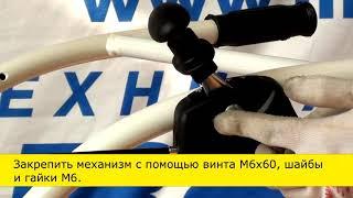 Збірка мотоблока ''НЕВА'' МБ1-Б МультиАГРО ФС (IC6,0)