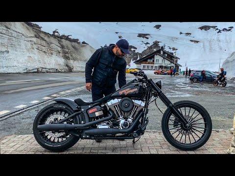 Harley-Davidson Ride to Oberalppass (26 05 19) - YouTube