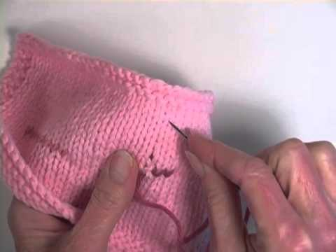How to Repair a Moth Hole in a Sweater