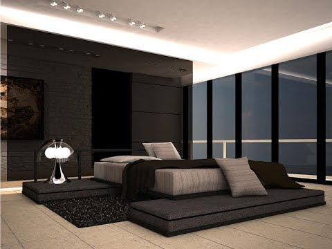 Contemporary Master Bedroom Design Ideas - Modern Master Bedroom Ideas