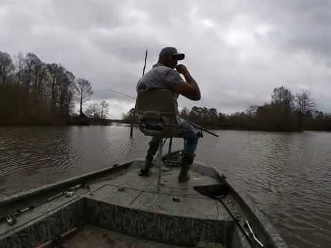 Spawning Crappie March 2020 Part II