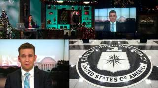 Discussing CIA Report with The Blaze TV