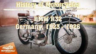 BMW R 32 (Germany) - Trial by Motorworld by V.Sheyanov (Russia)