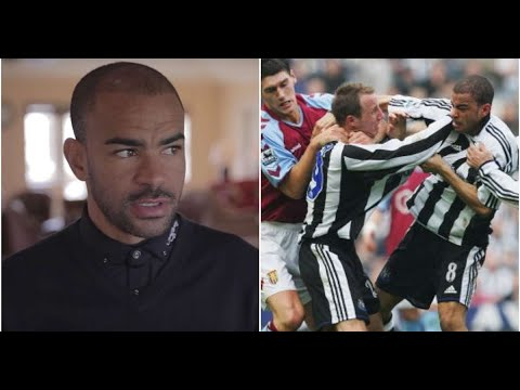 Kieron Dyer reveals what Lee Bowyer said to cause infamous Newcastle fight