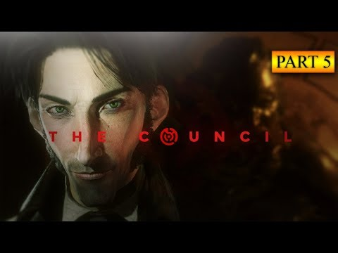 Let's Play:The Council Episode 1: The Mad Ones - Part 5 - Gameplay