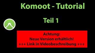 Komoot Tutorial - Teil 1 - Einleitung(Stand 03/2017)