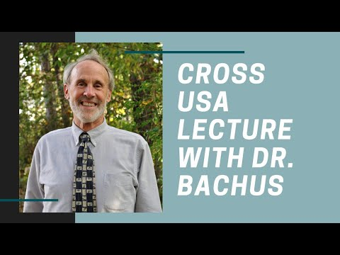 Cross-USA Lecture With Bob Bachus - Geotechnical Data Management
