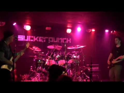 Suckerpunch covers Sober, guest bassist Ray Barrett