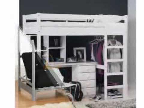 Cool Looking High Sleeper Beds