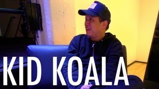 Kid Koala on Exclaim! IntheMix