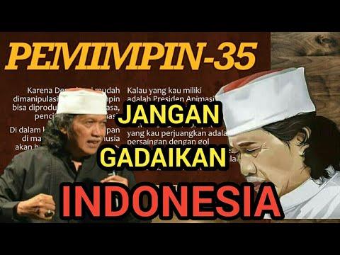 CAK NUN : Indonesia bangsa paling tanggu di Dunia