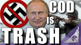 Cod WW2 Is SJW Trash