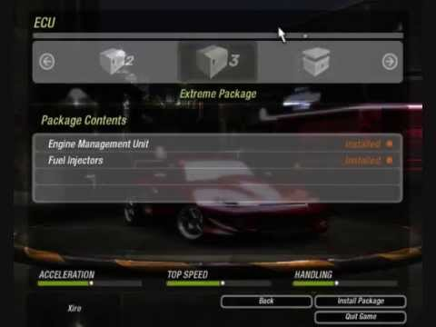how to drift in need for speed underground