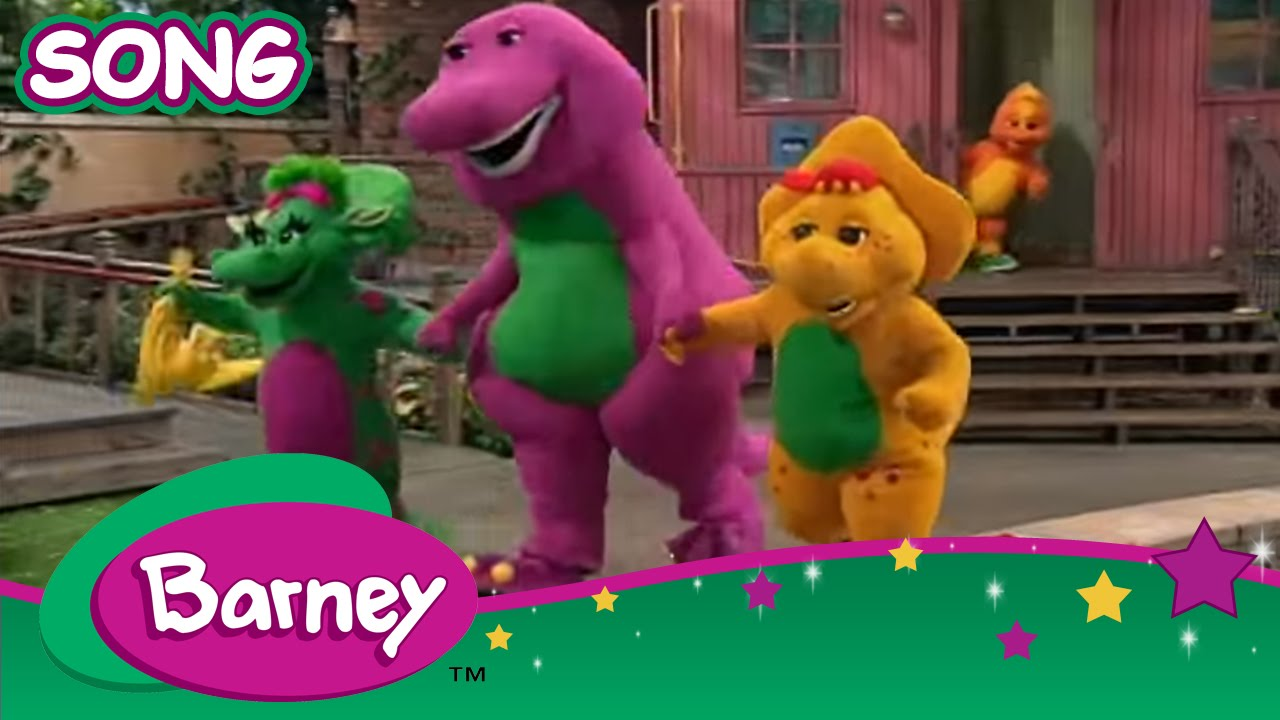 Barney Welcome Cousin Riff Youtube