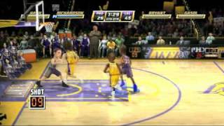 """NBA Jam Tip Video: """"Shoot- Dunk"""""""