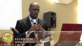 BACLJC - Pastor Raymond Grant - The Second Man