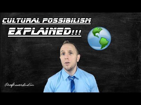 Cultural Possibilism