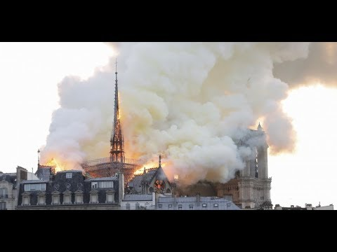 النواب الفرنسيون يناقشون مشروع القانون المتعلق بترميم كاتدرائية نوتردام